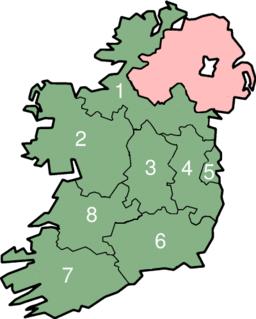 Regional Authorities in Ireland