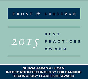 IVeri Payment Technologies - Image: I Veri Payment Technologies (PTY) Ltd Frost & Sullivan Award Logo