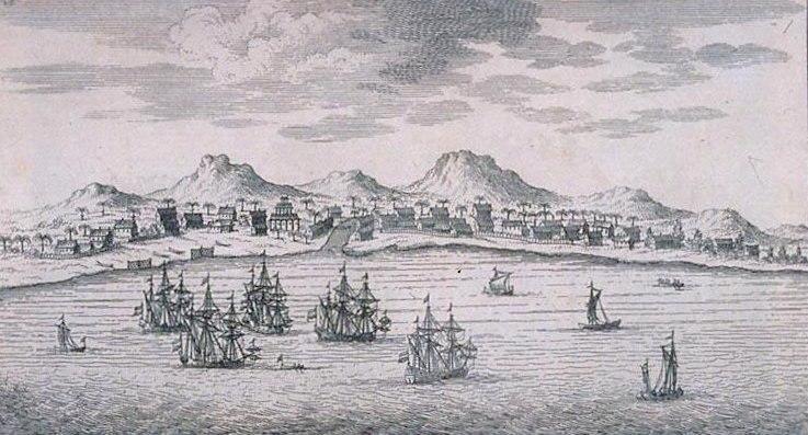 Iacatra year 1605-1608 drawn1675-1725