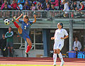 Iceland - Serbia-2011 FIFA Women's World Cup qualification UEFA Group 1 (3831229746).jpg