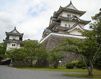 Iga Province - Iga Ueno Castle