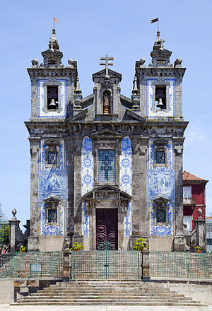 Church of Saint Ildefonso