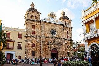 Iglesia de San Pedro Claver, Cartagena