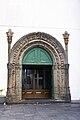 Igreja de Santa Bárbara (cedros), Porta, Cedros, concelho da Horta, ilha do Faial, Portugal.JPG