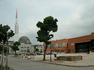 Ilijaš Place in Federation of Bosnia and Herzegovina, Bosnia and Herzegovina