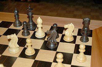 Immortal Game - Immortal Game checkmate