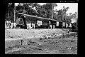 Inauguração de Trecho da Ferrovia Madeira-Mamoré. Vagão de 1ª Classe com Bandeira Brasileira e Norte-Americana - 878, Acervo do Museu Paulista da USP.jpg