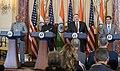 India 2+2 Ministerial Dialogue Press Availability (49239602276).jpg