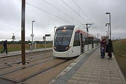 Ingliston tram stop (geograph 4123634).jpg