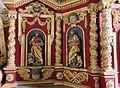 Intérieur de la Chapelle Saint-Pierre-de Sommaire. Deux évangélistes. 29.08.2016 110.jpg