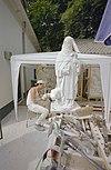 interieur, atelier tom mooy, replica reliëf gouda - amersfoort - 20001447 - rce