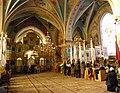 Interior of the church of St. Anna in Borislav.JPG