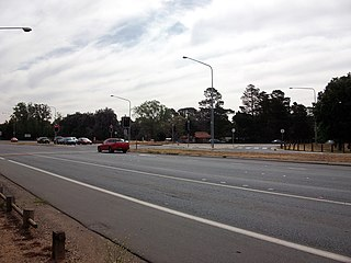highway in New South Wales and the Australian Capital Territory