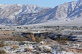 Interstate 15 bridge at Littlefield 1.jpg