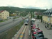 Invigningståget i Kramfors 20100828.jpg