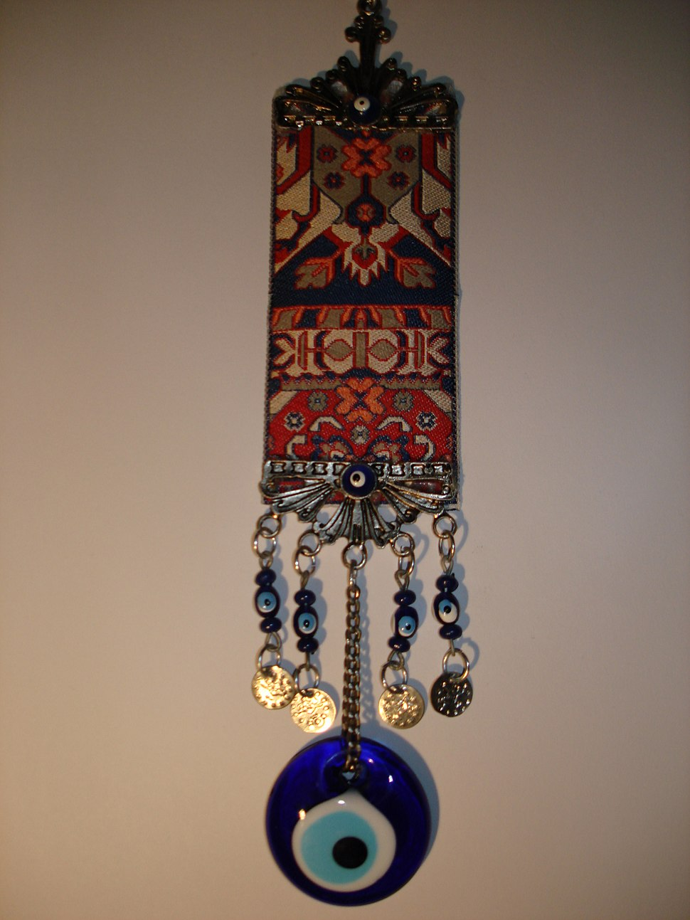 Iranian amulet