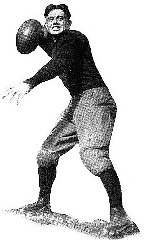 1923 Michigan Wolverines football team - Irwin Uteritz