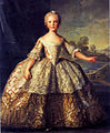 Isabelle de Bourbon, infante de Parme by Jean-Marc Nattier 001.jpg