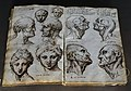Italian sketchbook, Inigo Jones, Rome, 1614 - State Music Room, Chatsworth House - Derbyshire, England - DSC03211.jpg