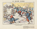 Italy and France. The heroic death of Bruno Garibaldi .jpg