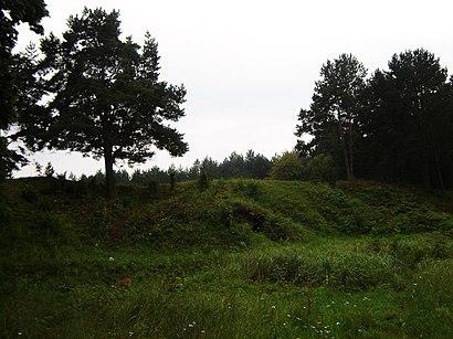 Kuidas ühistranspordiga sihtpunkti Jägala Linnamägi jõuda - kohast