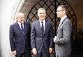 Jüri Luik, Jens Stoltenberg and Sven Mikser (36227060824).jpg