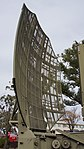 JASDF J TPS-101 Radar(NAS-79 Antenna unit) radar antenna at Kasuga Air Base November 25, 2017 06.jpg