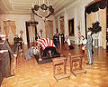 JFK casket in White House.jpg
