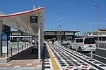 JR Narita station and Bus stop 2016,Narita city,Japan.jpg