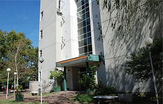 National University of Northwestern Buenos Aires - Rivadavia Building.