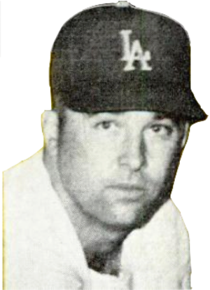 Jack Smith (pitcher) - Smith in 1963.