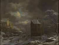 Jacob van Ruisdael - Winter View of the Hekelveld in Amsterdam.jpg