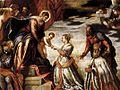 Jacopo Tintoretto - Mystic Marriage of St Catherine (detail) - WGA22623.jpg