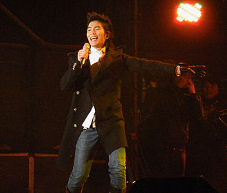 Jam Hsiao - Jam Hsiao at Taipei New Year's Eve Party 2011