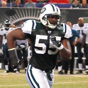 Jamaal Westerman - Westerman with the New York Jets in 2009