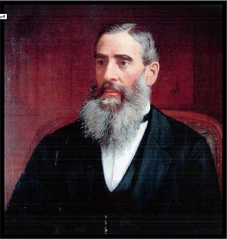 James Gooderham Worts - Image: James Gooderham Worts (1818 1882)