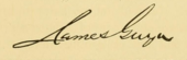 James Gwyn signature.png