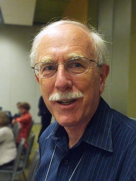 File:James H. McClellan at ICASSP 2013.jpg