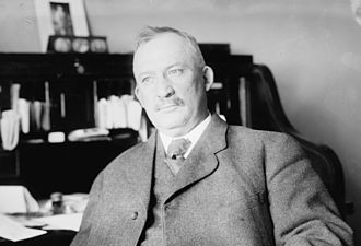 National Defense Act of 1916 - Rep. James Hay of Virginia, Chairman of the House Committee on Military Affairs.