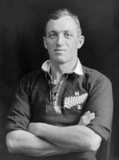 James Hislop Parker New Zealand rugby union player (1897-1980)