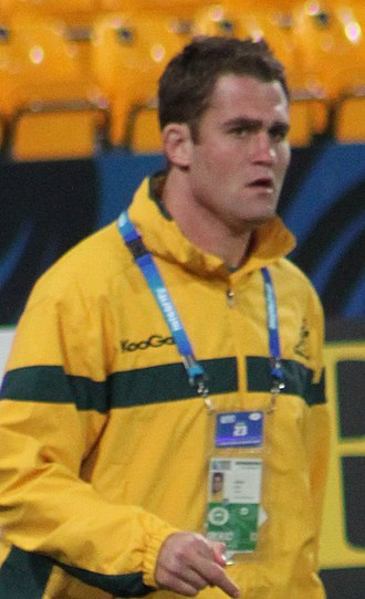 James Horwill - Image: James Horwill 2011 RWC
