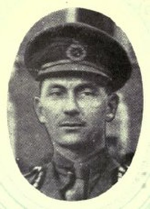 James Howden MacBrien - Sir James MacBrien