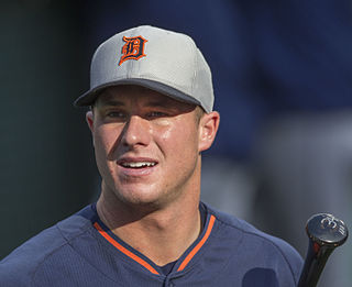 James McCann (baseball) American baseball player