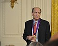 James Taylor after receiving his National Medal of Arts. (5492693596).jpg