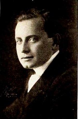 James Vincent - Vincent in 1920