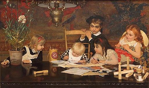 Jan Verhas - The master painter