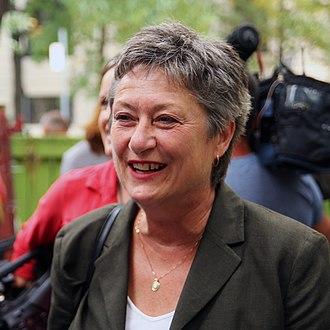 Janet Davis - Davis in 2014