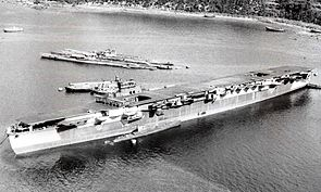 Japanese aircraft carrier Kasagi cropped.jpg