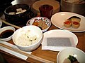 Japanese breakfast at a hotel by Jael in Kyoto.jpg