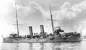 Japanese cruiser Chitose